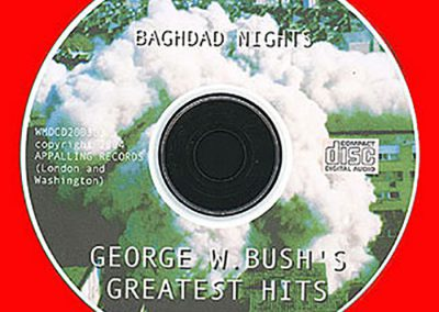 'George W Bush's Greatest Hits' 2003 (low res)
